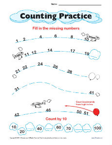 math worksheet : counting worksheet number lines  math worksheets : Number Line Worksheets Kindergarten
