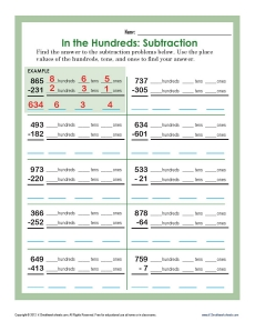 Gr2_In_the_Hundreds_Subtraction
