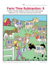 Farm Time Subtraction 6