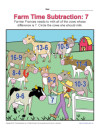 Farm Time Subtraction 7
