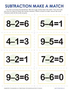 Subtraction_Make_a_Match_1-5