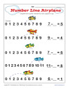 Subtraction_Number_Line_Airplane