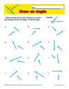 Angle Worksheet Problems