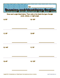 Printables Drawing Angles Worksheet drawing angles worksheet abitlikethis and identifying 4th grade geometry worksheets