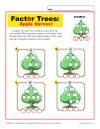 Factor Tree Worksheet