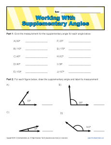 working_with_supplementary_angles